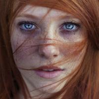 Beautiful Natural Red Heads