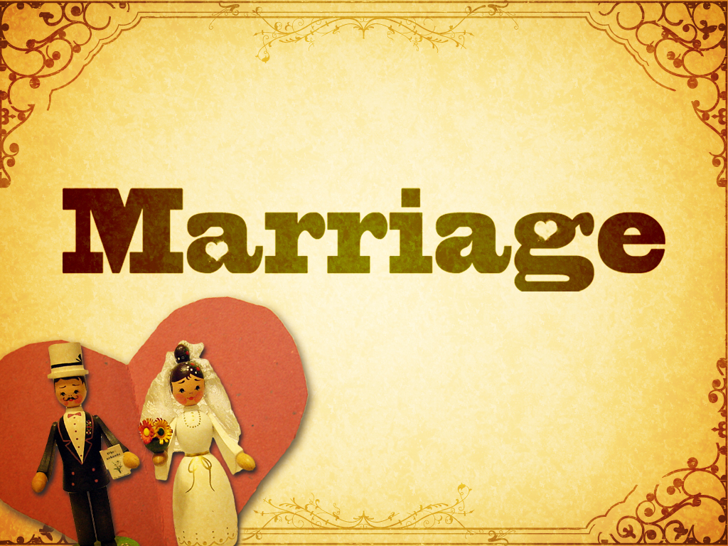 Marriage 20